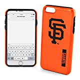 San Francisco Giants Impact TPU 2-Piece Dual Hybrid iPhone 8 / iPhone 7 / iPhone 6 / iPhone 6s Case - 4.7' Screen ONLY