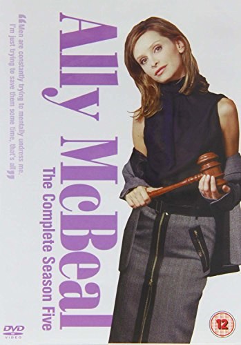 Ally Mcbeal Complete Series 5 [Reino Unido] [DVD]