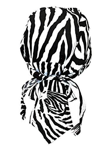 armardi b Bandana casquette Zebra