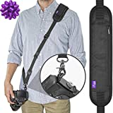 Altura Photo Rapid Fire Camera Neck Strap w/Quick Release and Safety...