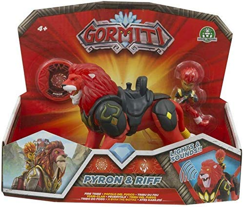 Gormiti S3 Hyperbeast 8056379103110