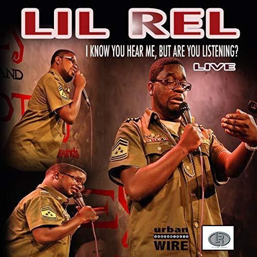 『Lil Rel』のカバーアート