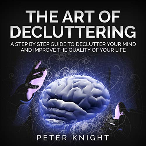 The Art of Decluttering cover art