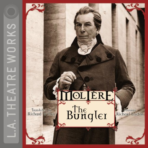 The Bungler audiobook cover art
