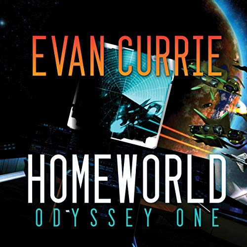 Homeworld audiobook cover art