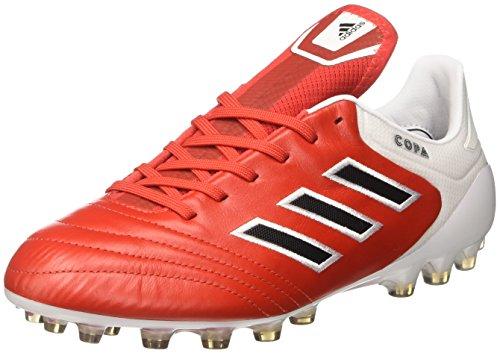 adidas Copa 17.1 Ag, Botas de fútbol Hombre, Rojo (Rosso Rojo/negbas/ftwbla), 40 EU