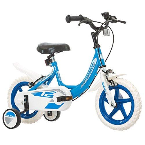 Interbike Alice Bicicleta para niños, Tamaño de Rueda: 12 Ruedas Shimano 6...