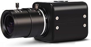 MOKOSE HDMI Camera, HD 1080P HD Digital Security Camera, Industry Digital C-Mount Camera with 2.8-12mm Varifocal HD Lens, OSD Menu