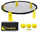 NanKui Spike Game Set,Mini Volleyball,Played Outdoors, Indoors,...