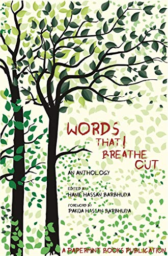 Words That I Breathe Out: An Anthology (English Edition)