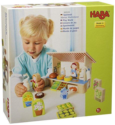 HABA 300520 Jouet Stand de marché