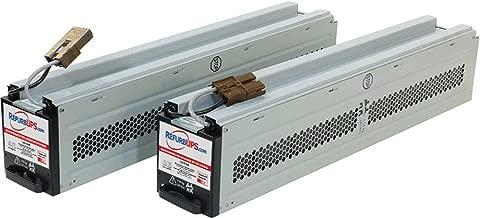 APC Smart-UPS RT 10,000 Rack Mount (SURT10000RMXLT) RBC44 Compatible Replacement Battery Cartridge Hot-Swap PowerSwap Solution