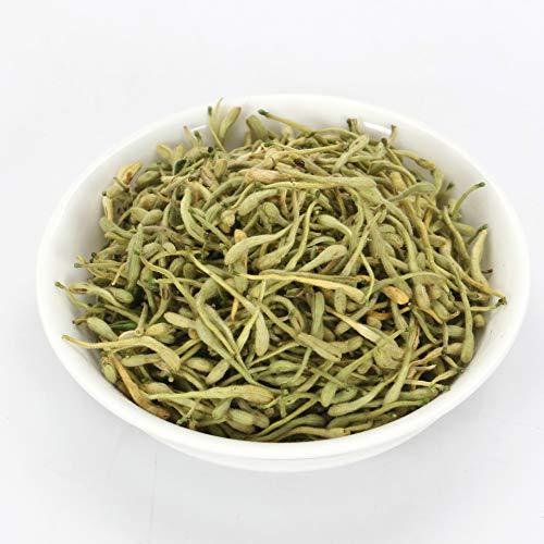 JQ Tea 125g Gute Qualität Bio Trocken Geissblatt Geißblatt Jinyinhua Chinesischer Kräutertee Frische Ernte