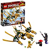LEGO NINJAGO Le dragon d'or Jeu de...