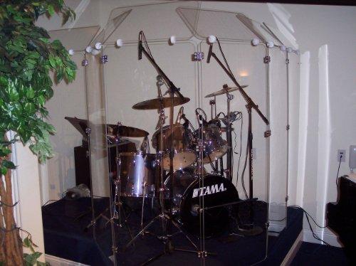 The 6 Best Drum Shields For Acoustic Drum Sets