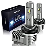 Best Led Car Headlights - SEALIGHT H11/H8/H9 LED Headlight Bulbs 150% Brighter 1:1 Review