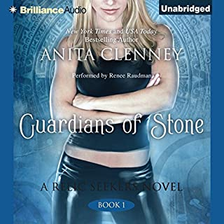 Guardians of Stone cover art