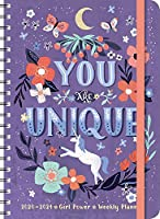 Girl Power 17 Month 2020–2021 Weekly Planner