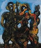 Berkin Arts Max Ernst Giclee Auf Leinwand drucken-Berühmte