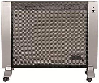 Alpatec PRMD1000 - Radiador por panel radiante, de pared o con ruedas, 1000 W, 60,2 x 41,2 x 7,8 cm, color blanco
