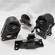 Engine Motor & Transmission Mount Set of 4 For 2004-2009 Nissan Quest 3.5L V6 Automatic (without sensors)