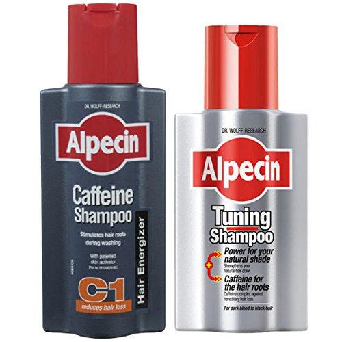 Alpecin Champú Tuning y Cafeína Duo