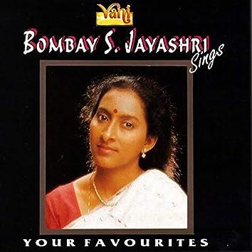 Bombay S.Jayashri - Sings Your Favorites