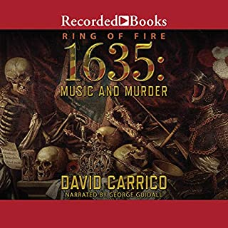 1635 audiobook cover art