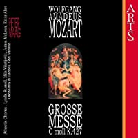Great Mass in C Minor by W.A. Mozart (1998-04-21)