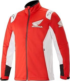Alpinestars Honda Softshell Jacke Rot/Weiß M