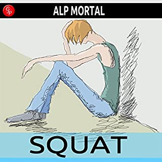 Squat audiobook cover art