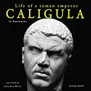 Caligula: Life of a Roman Emperor cover art