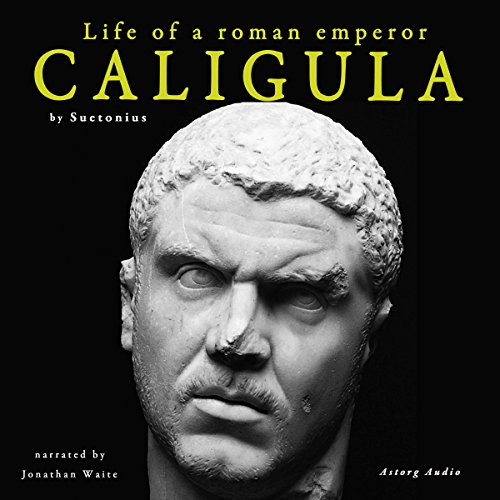 Caligula: Life of a Roman Emperor audiobook cover art