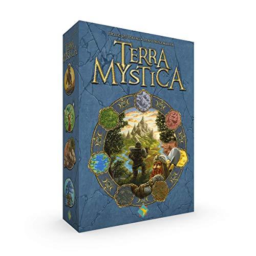 Terra Mystica - Mandala Jogos