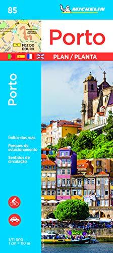 Michelin Porto Map No. 85: Road & Tourist Map (Planos Michelin)