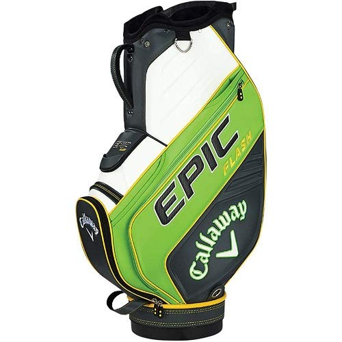 Callaway Epic Flash Staff Herren Golftasche, Grün/Anthrazit, One Size
