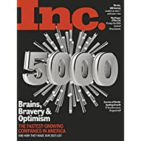 1-Year (6 Issues) of INC Magazine Subscription