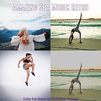 Guitar Solo (Music for Meditaition Therapy)