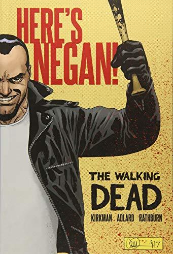 WALKING DEAD HERES NEGAN HC MR (The Walking Dead)
