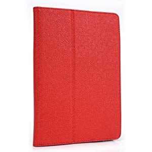 """Zeepad 7DRK Dual Core 4.2 Android 7"""" Tablet Case - UniGrip Edition - RED - by Cush Cases"""