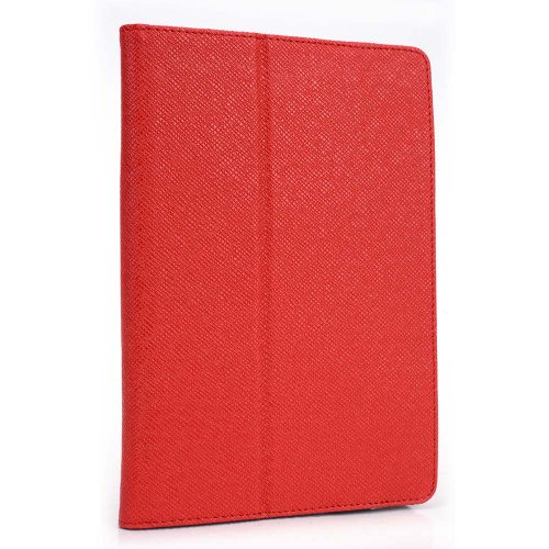 Nextbook 8 Inch Tablet Case for Model # NXW8QC16G, UniGrip Edition - RED - by Cush Cases