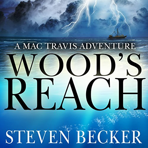 Wood's Reach audiobook cover art