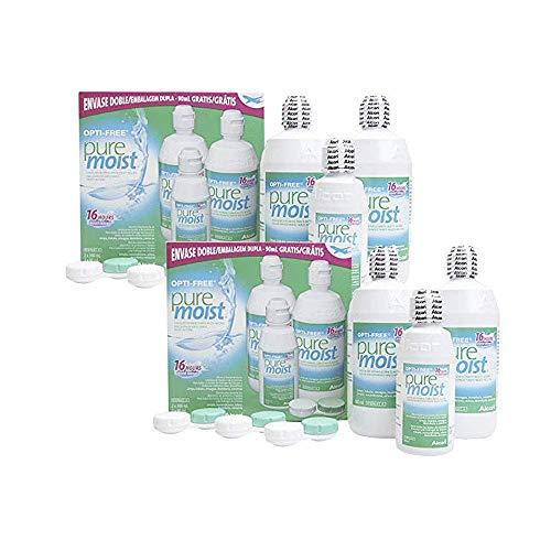 Opti-Free PureMoist Kontaklinsen-Pflegemittel (4x300ml + 2x90ml)
