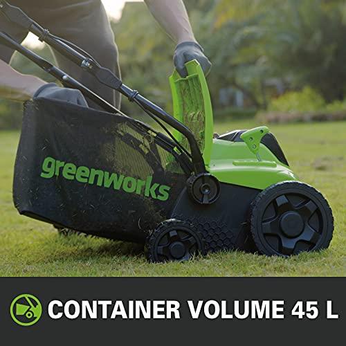 Bild 5: Greenworks GD40SC36