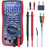 AstroAI Digital Multimeter, TRMS 6000 Counts Volt Meter Manual Auto Ranging; Measures Voltage...