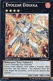 YU-GI-OH! - Evolzar Dolkka (CT09-EN001) - 2012 Collectors Tins - Limited Edition - Secret Rare