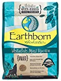 Earthborn Holistic Whitefish Meal Recipe Oven-Baked Dog Treats