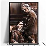 A&D Poster und Drucke Der Pate Film Marlon Brando Al Pacino