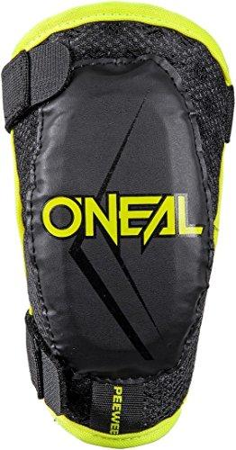 O\'NEAL Peewee Elbow Guard Kinder Ellbogenschoner schwarz/gelb Oneal: Größe: XS/S