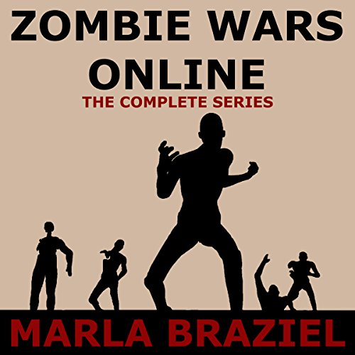 Zombie Wars Online: Book 1-6 cover art